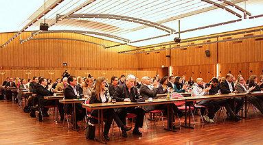 Bild: 2. FOM Kongress der Medienwirtschaft in Köln