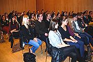 Bild: 2. International Student Conference an der eufom in Luxemburg