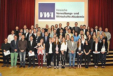 Bild: 25 Jahre Hessische VWA Kassel