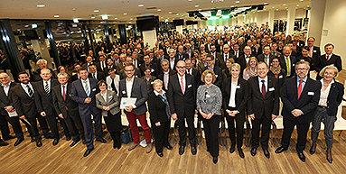 Bild: 350 Hochschullehrer aus ganz Deutschland bei den 5. Dozententagen der FOM