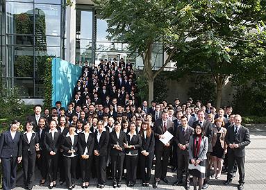 Bild: 350 junge Chinesen studieren in Essen