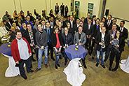 Bild: Absolventen der Ingenieur-Studiengänge verabschiedet