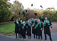 Bild: Absolventenfeiern als großes Studienfinale