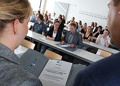Bild: Ausbildung der Ausbilder in Essen und Duisburg