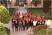 Bild: Bachelor-Studierende beenden Auslandssemester in Murcia