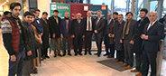 Bild: Bildungsdelegation aus Afghanistan in Essen