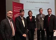 Bild: Compliance-Tagung an der FOM Hochschule in München
