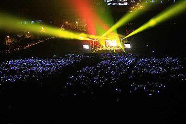 Bild: Die Story: FOM Allstars rockten in China