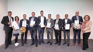Bild: Dozentenvollversammlung 2020: Auszeichnungen und Forschungspreis