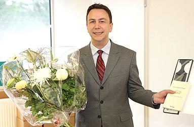 Bild: Dr. Bernd Fodi in Köln zum Professor ernannt