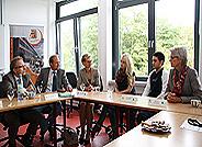Bild: Duales Studium Handel in Unna gestartet
