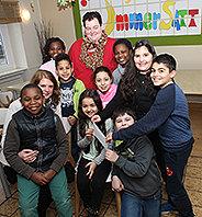 Bild: Erfolgreiche weihnachtliche Spendenaktion im Duisburger Studienzentrum