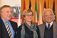 Bild: Erfolgreicher Messetag für eufom University in Luxemburg