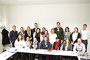 Bild: Erfolgreiches Mentoring für FOM Studierende
