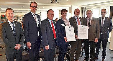 """Bild: Erste """"Akademische Lehrkrankenhäuser für Pflege"""" in NRW"""