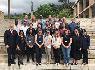 Bild: Erste FOM Summer Conference in Südafrika