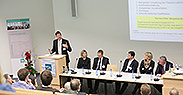 Bild: FOM Forschungsforen zur Master-Thesis in Berlin, Bonn und Stuttgart