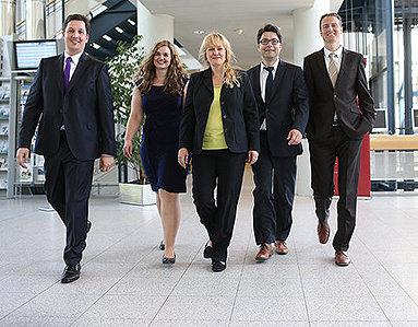 Bild: FOM Hochschule beruft fünf neue Professoren