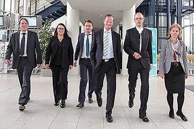 Bild: FOM Hochschule beruft sechs neue Professoren