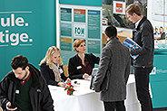 Bild: FOM Master-Forschungsforum Mitte Mai in Düsseldorf