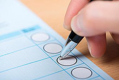 Bild: FOM Studie zur Bundstagswahl 2017