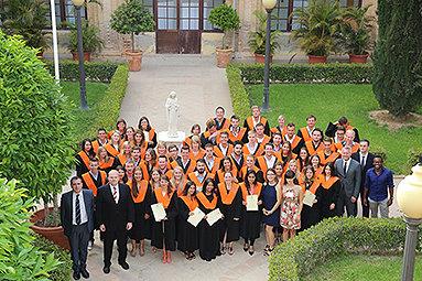 Bild: FOM Studierende beenden Auslandssemester in Murcia