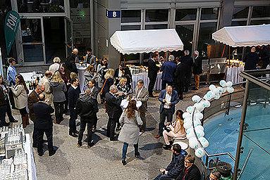 Bild: FOM Stuttgart feiert zehnjähriges Jubiläum