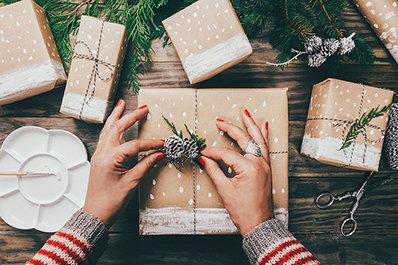 Bild: FOM Umfrage 2019: Nachhaltigkeit spielt beim Weihnachtseinkauf kaum eine Rolle