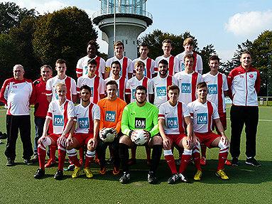 Bild: FOM engagiert sich im regionalen Nachwuchsfußball