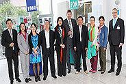 Bild: FOM führt Gespräche mit China Three Gorges University