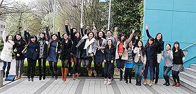 Bild: FOM lud zum ersten chinesischen Alumni-Treffen in Essen