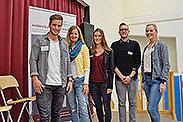 Bild: FOM tourte durch Essener Schulen