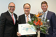 Bild: Forschungspreis 2016 geht an Prof. Dr. Richenhagen