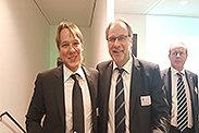 Bild: Forschungspreisträger Prof. Dr. Daniel Ziggel lehrt fest in Wesel