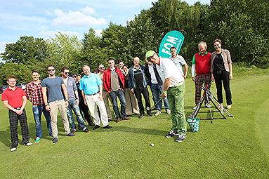 Bild: Golfen für Ingenieure