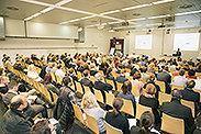 Bild: Große Resonanz bei Gesundheitsforen in Dortmund und München