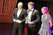Bild: Health Media Award 2016 für Prof. Dr. Matusiewicz