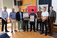 Bild: Innovationsaward verliehen: Die besten Informatik-Projekte