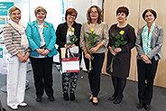 Bild: Klausman Award geht an FOM Absolventin