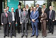 Bild: KompetenzCentrum für Public Management eröffnet