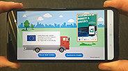 Bild: Lern-App MARTINA für die Logistik entwickelt