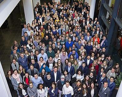 Bild: Los geht´s: Semestereröffnung an der FOM