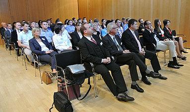 Bild: Luxemburger eufom University eröffnet das neue Wintersemester