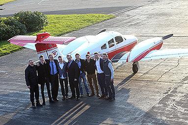 Bild: Managementwissen für Piloten: Aviation Management Studium in Essen gestartet