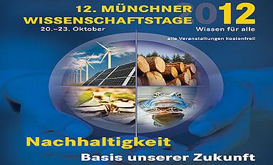 Bild: Münchner FOM bei den Wissenschaftstagen
