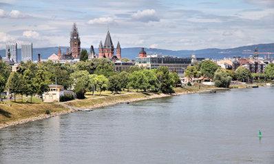 Bild: Neue Hochschulzentren in Mainz, Saarbrücken und Herne