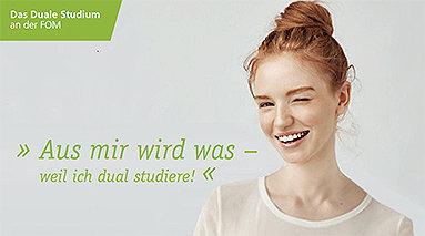 Bild: Neue Kampagne zum Dualen Studium gestartet