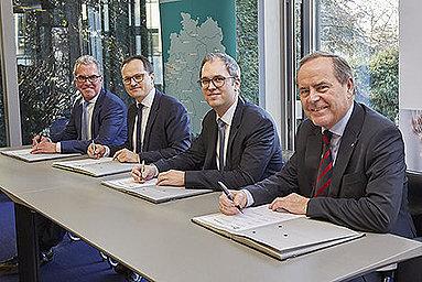 Bild: Neuer energiewirtschaftlicher Studiengang an der FOM