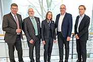 Bild: Neues Forschungszentrum in Leipzig und Berlin