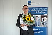Bild: Prof. Dr. Jarchow neuer Professor für Wirtschaftspsychologie an der GoBS